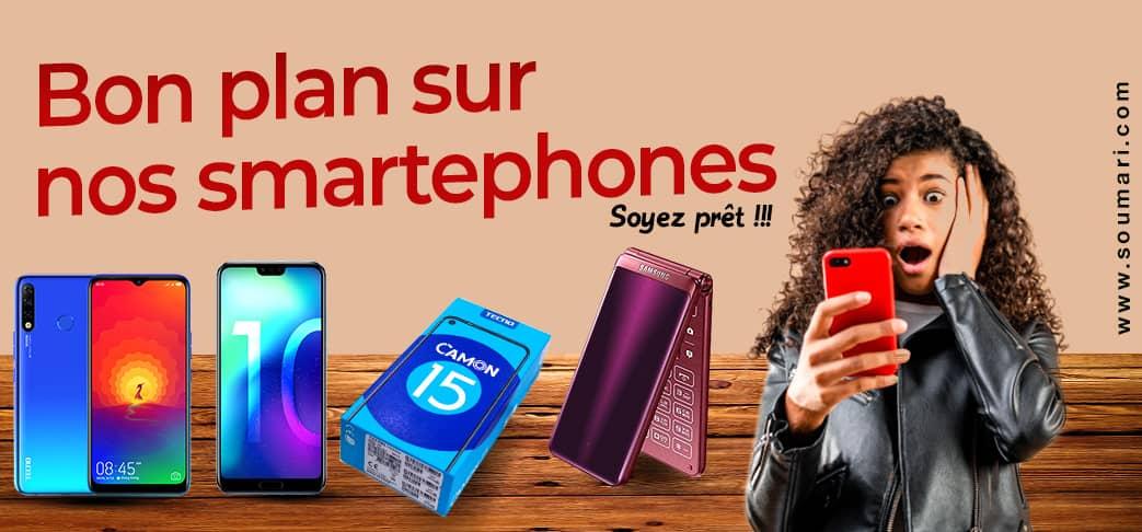 smartphone soumari